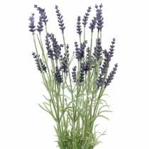 Lavendelbusch künstlich Lila 51cm
