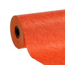 Manschettenpapier Orange-Rot 25cm 100m
