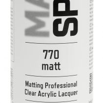 Mattspray Profi-Acryllack 400ml