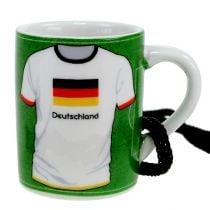 Mini Tasse Deutschland Nr.7 Ø4cm H5cm