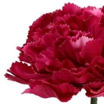 Nelke Pink Ø9cm L11cm 12St