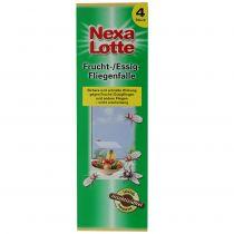 Nexa Lotte Frucht-/Essig-Fliegenfalle 4St