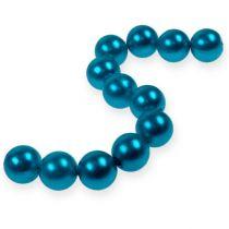 Deko-Perlen Ø2cm Blau 12St