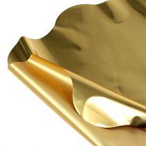 Rondella Gold glänzend, matt Ø50cm 50St