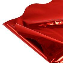 Rondella Rot glänzend/matt Ø50cm 50St