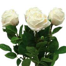 Rose Blassrosa 65cm 4St