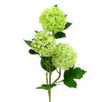 Schneeball künstlich Grün 65cm