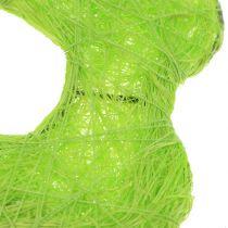 Sisalblume Hellgrün Ø7,5cm 25St