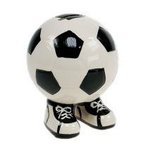 Spardose Fußball 12cm