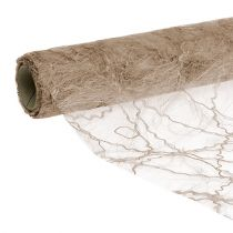 Tischband Natur 30cm 5m