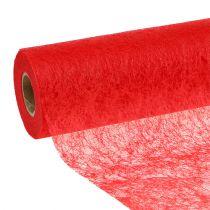 Tischläufer Vlies Rot 23cm 25m