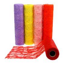 Tischläufer Vlies farbig 30cm 10m
