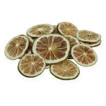 Limonenscheiben grün 500g Limettenscheiben