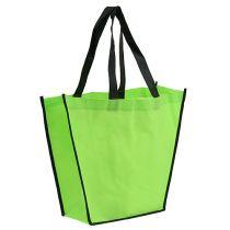 Vlies Tasche Grün 38cm x 32cm 1St