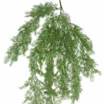 Dekozweig Wacholder mit Zapfen Grün 110cm