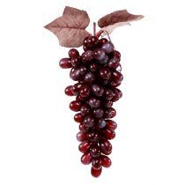 Weintrauben künstlich burgund 25cm