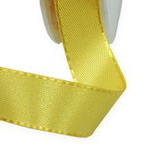 Geschenk- und Dekorationsband 15mm x 50m Gelb