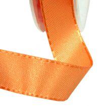 Geschenk- und Dekorationsband 15mm x 50m Orange