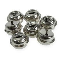 Glocke Silber 19mm 20St