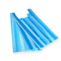 Hemdchenbeutel Blau 25cm x 12cm x 45cm 8my 100St