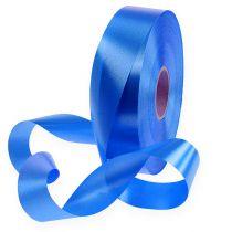 Kräuselband 30mm 100m Blau