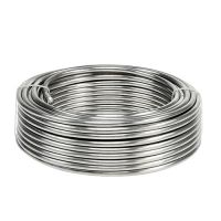 Aludraht 5mm 1kg Silber