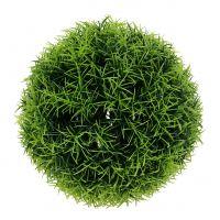 Gras-Kugel Grün Ø20cm 1St