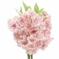 Kirschblütenzweig Rosa 44cm 3St