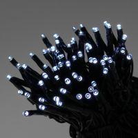 LED Reislichterkette 120er 9m Kaltweiß