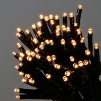 LED Reislichterkette 120er 9m warmweiß