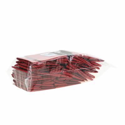 Papiertasche Blumentopf Übertopf Rot 8,5cm 12St