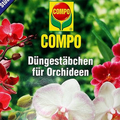 compo d ngest bchen f r orchideen 20st preiswert online kaufen. Black Bedroom Furniture Sets. Home Design Ideas