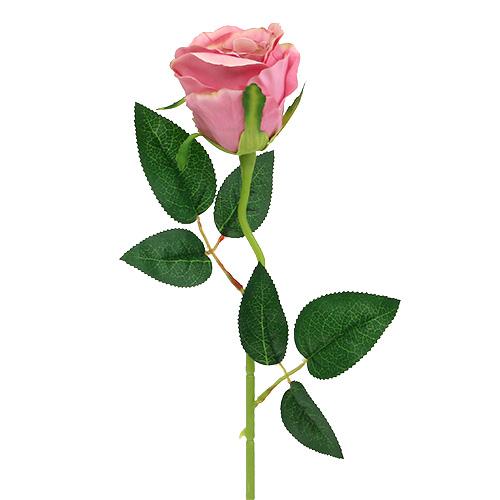 Deko rose 6cm altrosa l50cm 1st preiswert online kaufen for Altrosa deko