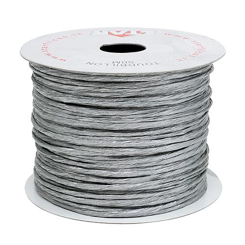 Draht umwickelt 50m silber preiswert online kaufen for Silberdraht kaufen