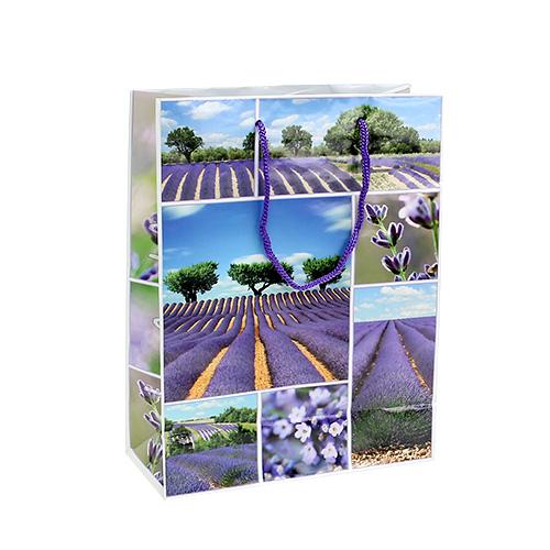 geschenkt te lavendel motiv 18cm x23cm 1st preiswert online kaufen. Black Bedroom Furniture Sets. Home Design Ideas