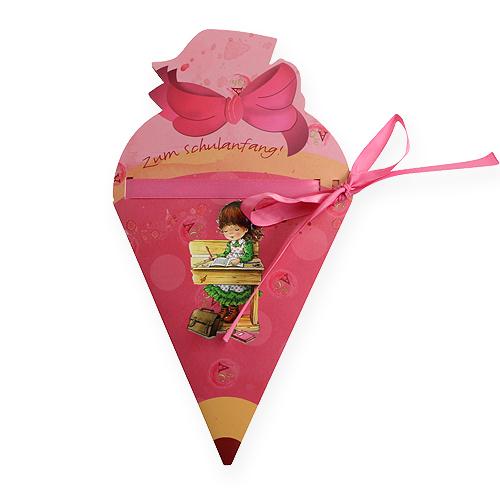Gutschein schulstart rosa preiswert online kaufen