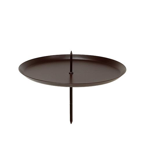 kerzenhalter braun 7cm 4st preiswert online kaufen. Black Bedroom Furniture Sets. Home Design Ideas