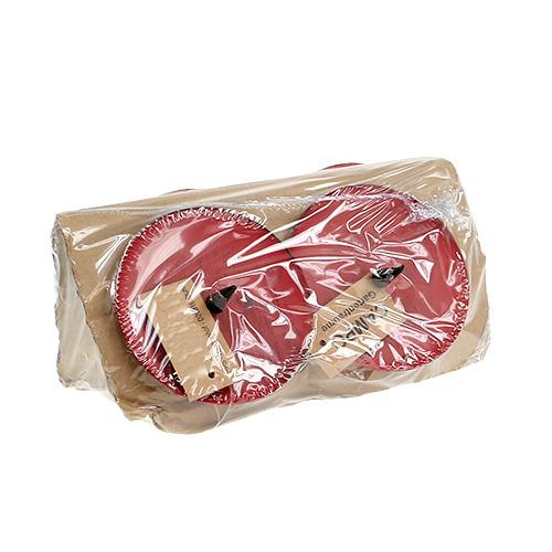 kerzenhalter zum stecken rot 9cm 4st preiswert online kaufen. Black Bedroom Furniture Sets. Home Design Ideas