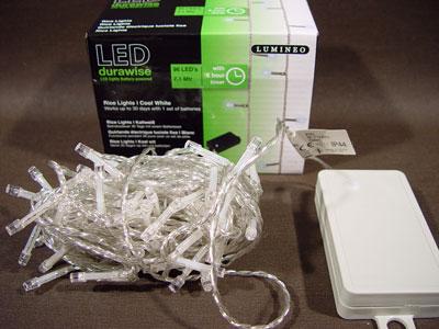 led reislichterkette 96er 7 1m mit batterie timer kaltwei f r au en preiswert online kaufen. Black Bedroom Furniture Sets. Home Design Ideas