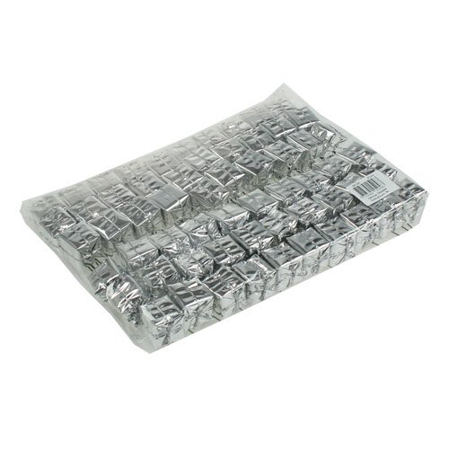 P ckchen am draht silber 2 5cm 60st preiswert online kaufen for Silberdraht kaufen