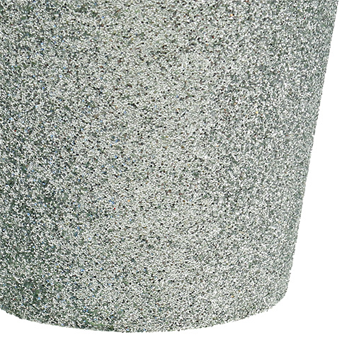 plastiktopf mit glimmer 7cm h 7 5cm 10st preiswert. Black Bedroom Furniture Sets. Home Design Ideas