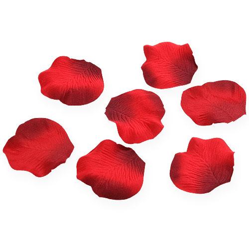 streudeko rosenbl tter rot 75st preiswert online kaufen. Black Bedroom Furniture Sets. Home Design Ideas