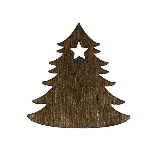streudeko f r weihnachten tannenbaum 4cm 72st preiswert. Black Bedroom Furniture Sets. Home Design Ideas