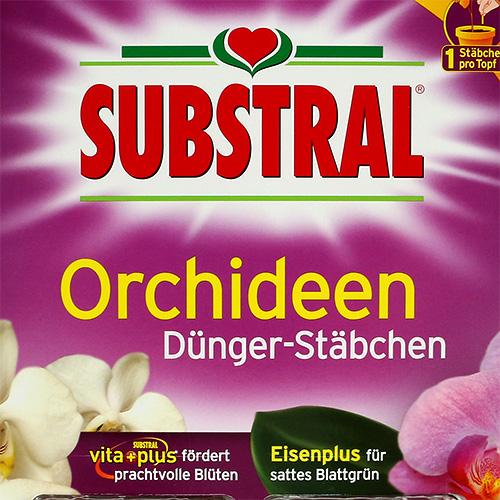 substral orchideen d nger st bchen 10st preiswert online kaufen. Black Bedroom Furniture Sets. Home Design Ideas