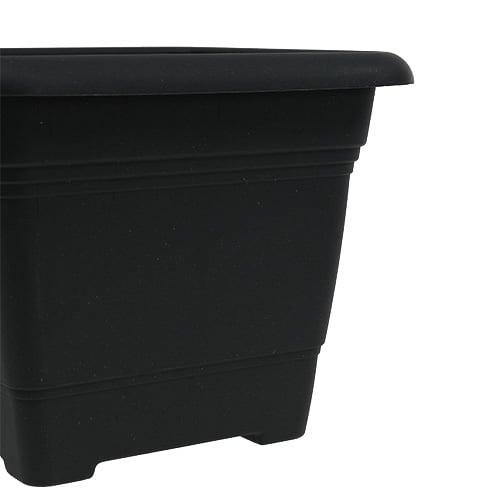 topf nora 28cm x 28cm h22cm anthrazit preiswert online kaufen. Black Bedroom Furniture Sets. Home Design Ideas
