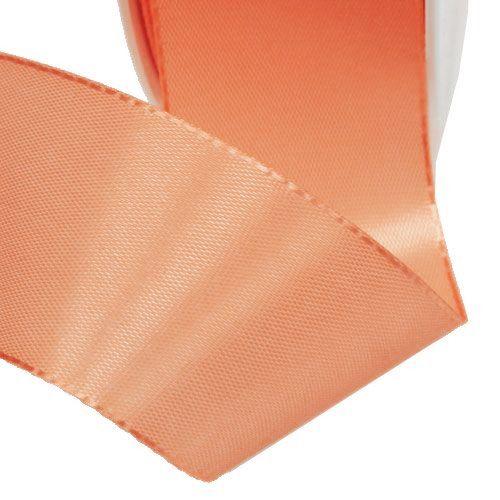 Geschenk- und Dekorationsband 25mm x 50m Apricot