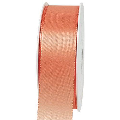 Geschenk- und Dekorationsband 40mm x 50m Apricot