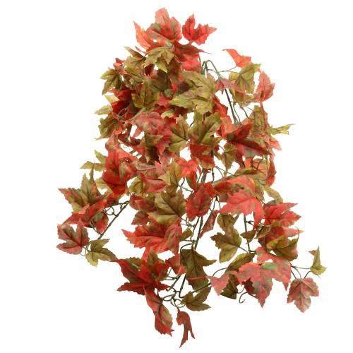 Dekozweig Ahorn Herbstdeko 100cm