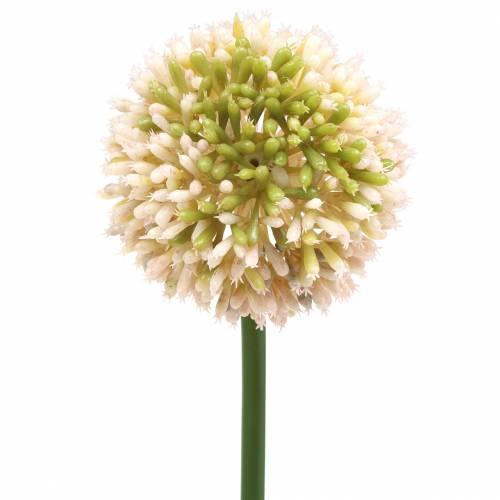 Zierlauch Allium künstlich Rosa/Grün Ø8cm 58cm