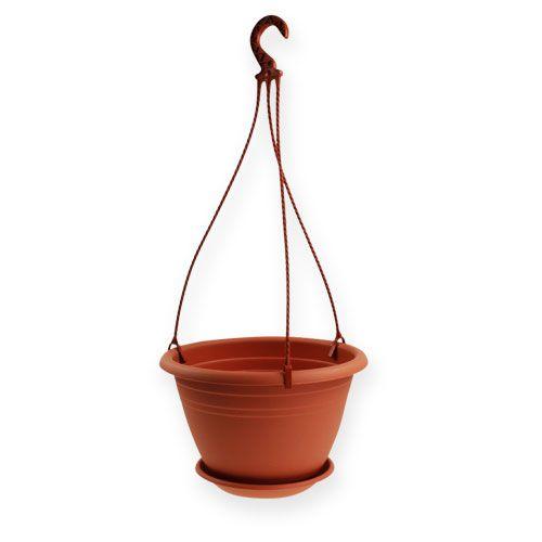 Blumenampel Galicia Ø30cm Terrakotta